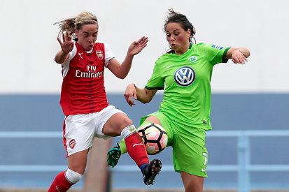 VfL Wolfsburg Women's v Arsenal FC Women's - Friendly Match