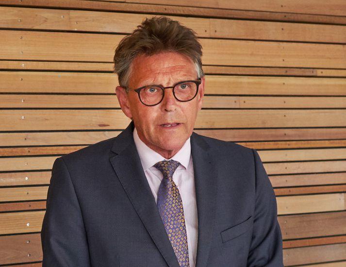Gunnar Einarsson, bæjarstjóri í Garðabæ.