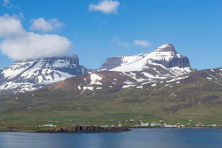 Myndin er tekin á Austurland sumarið 2019 en mjög hlýtt var í landshlutanum í gær líkt og komið væri sumar.