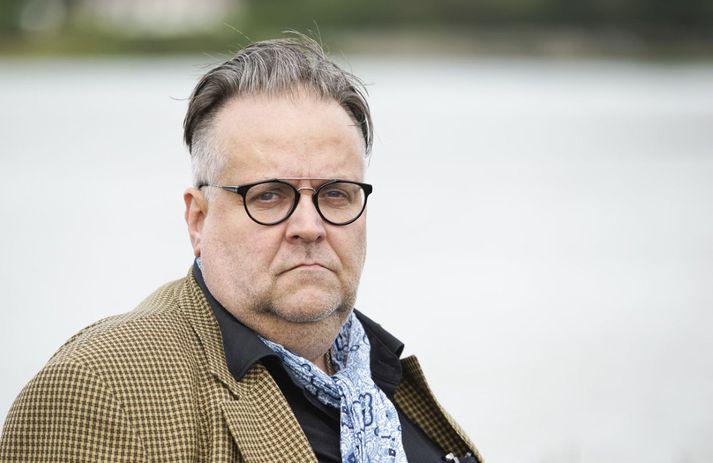 """Guðmundur Brynjólfsson, djákni og rithöfundur, líkir """"sous vide""""-æðinu við tískubólur á borð við fótanuddtækin og SodaStream."""