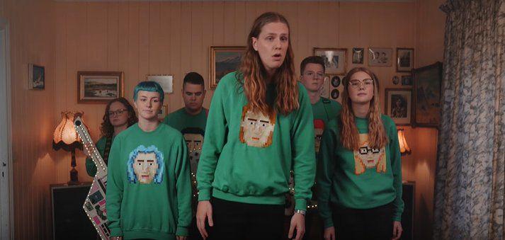 Daði Freyr og Gagnamagnið voru talin sigurstrangleg áður en Eurovision 2020 var blásið af.