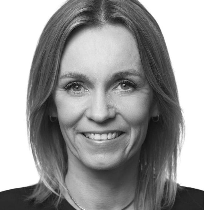 Elísabet Helgadóttir, framkvæmdastjóri mannauðs hjá Icelandair.