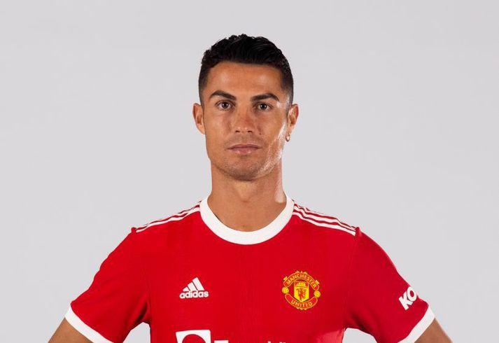 Það gæti farið svo að við sjáum Ronaldo ekki í rauðu þann 11. september er Manchester United tekur á móti Newcastle United í ensku úrvalsdeildinni.