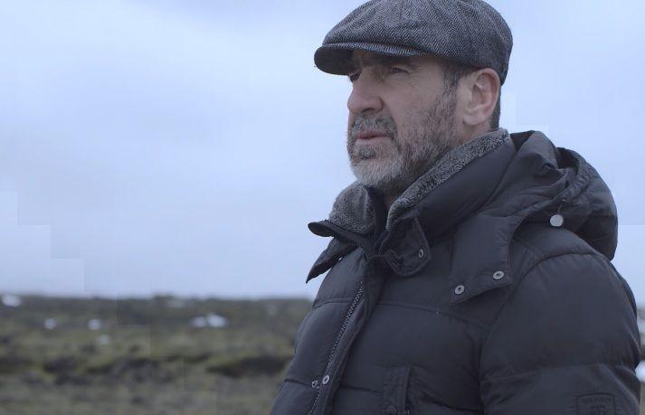 Eric Cantona skoðaði íslenska náttúru til að skilja meðal annars land og þjóð.