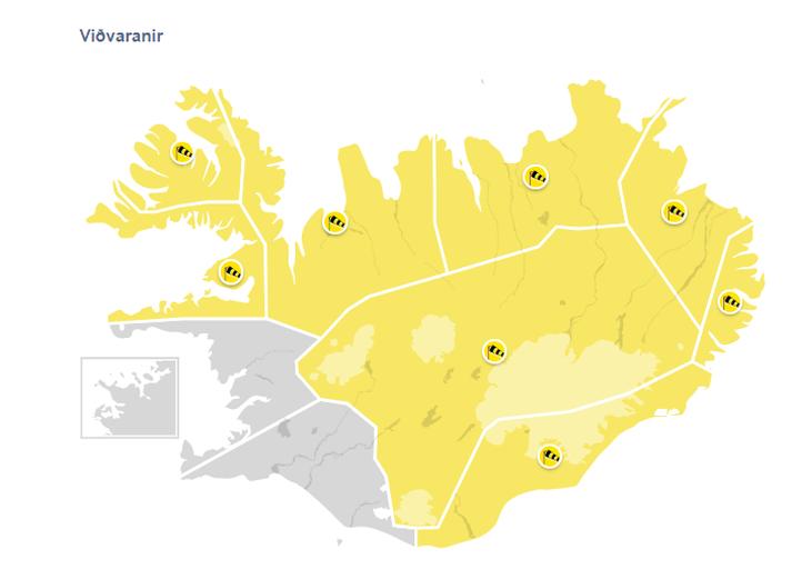 Ísland í dag.