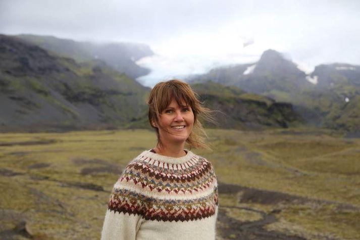Herdís Friðriksdóttir.