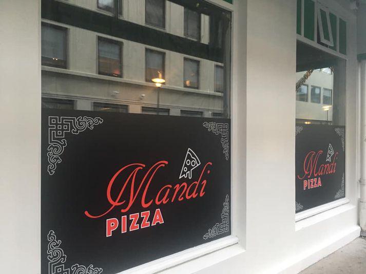 Mandi opnar pizzustað í húsnæðinu sem áður hýsti Nonnabita.