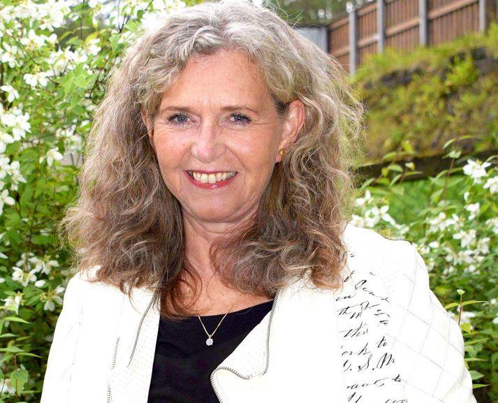 Katrín Baldursdóttir.