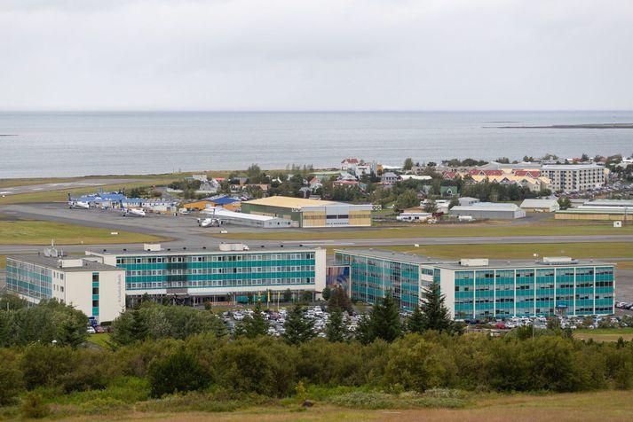 Icelandair hótelið Reykjavík Natura.