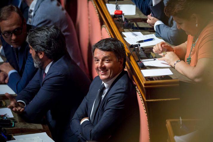Matteo Renzi gegndi embætti forsætisráðherra Ítalíu á árunum 2014 til 2016.