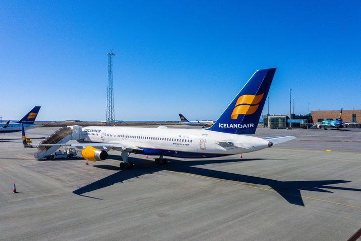 Icelandair vinnur nú að því að leggja félaginu til 29 milljarða kórna í nýtt hlutafé.