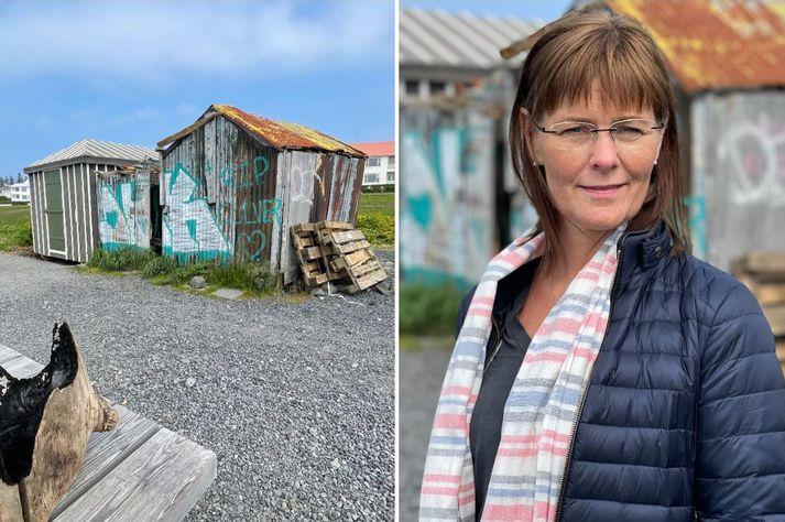 María Karen Sigurðardóttir er deildarstjóri minjavörslu og rannsókna hjá Borgarsögusafni Reykjavíkur.