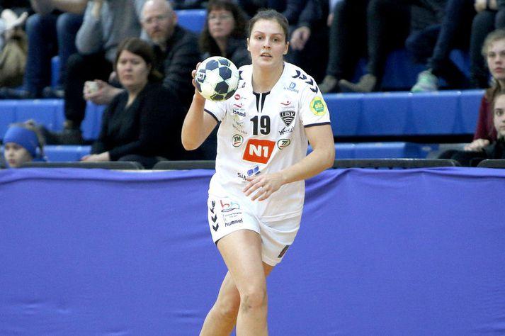 Ester Óskarsdóttir.