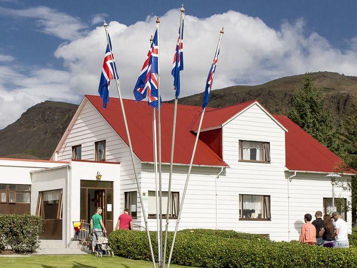 Hjúkrunarheimilið Ás er í Hveragerði. Það er eitt af Grundarheimilunum.