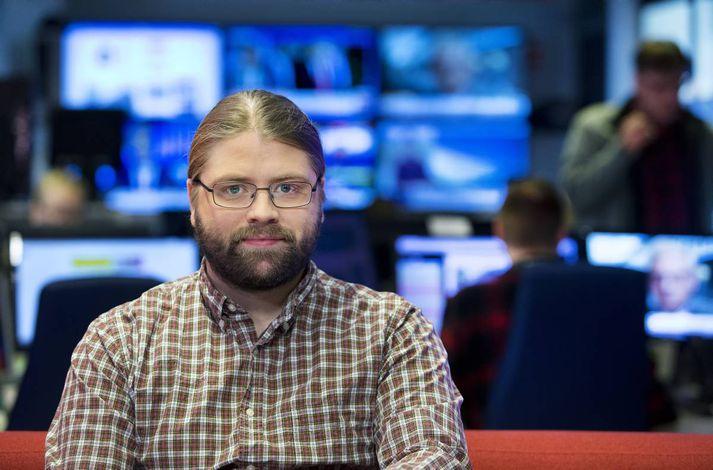 Helgi Hrafn Gunnarsson, oddviti Pírata í Reykjavíkurkjördæmi norður, sat fyrir svörum í Kosningaspjalli Vísis.