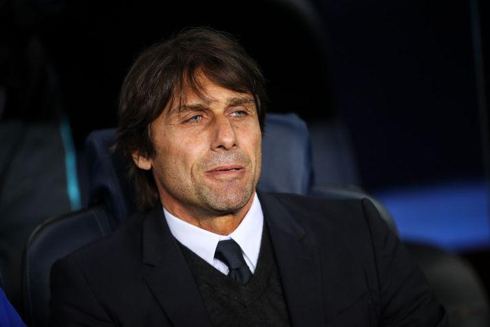 Þetta var ekki gott tímabil hjá Conte.