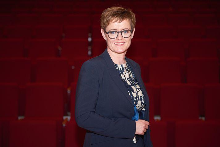Hulda Ragnheiður Árnadóttir, framkvæmdastjóri Náttúruhamfaratryggingar Íslands