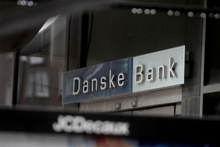 Útibú Danske bank í Tallín, höfuðborg Eistlands, sem talið er hafa verið notað fyrir umfangsmikið peningaþvætti.