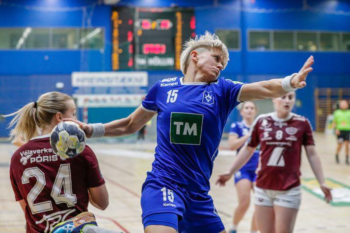 Hanna Guðrún Stefánsdóttir.