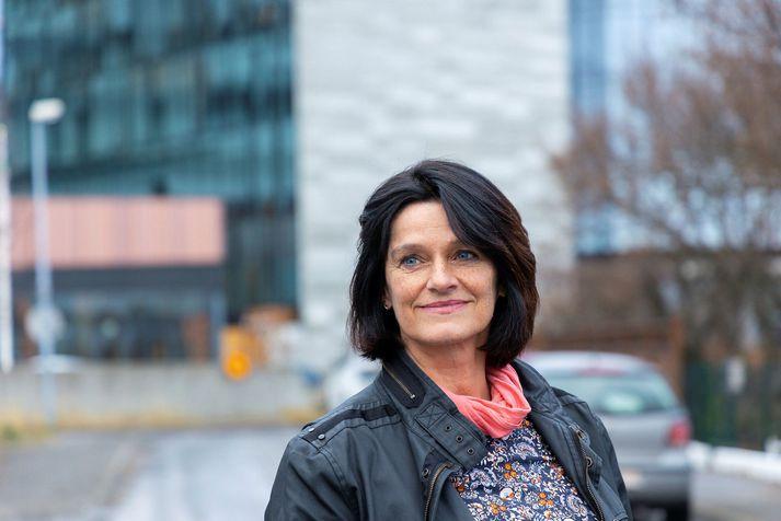 Birna Guðmundsdóttir deildarstjóri Gagnagreininga Vinnumálastofnunar.