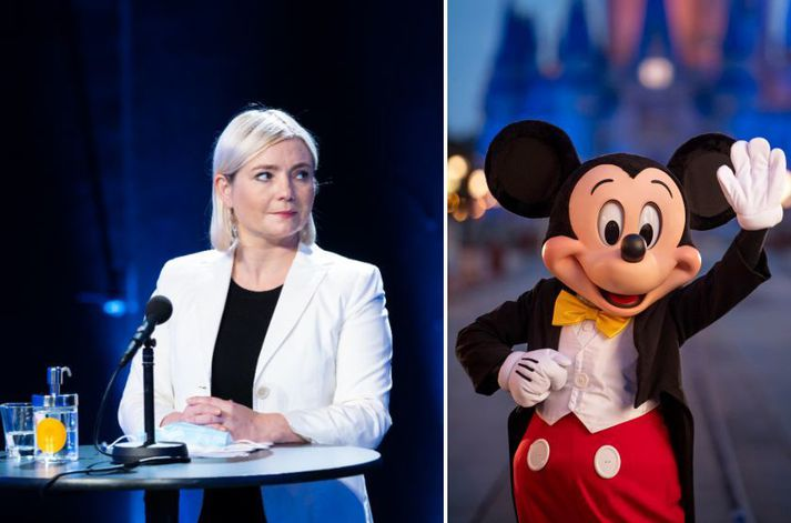 Disney+ hefur nú gert að minnsta kosti tíu kvikmyndir aðgengilegar með íslensku tali.