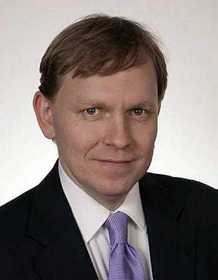 Jón Gunnar Jónsson er forstjóri Bankasýslunnar.
