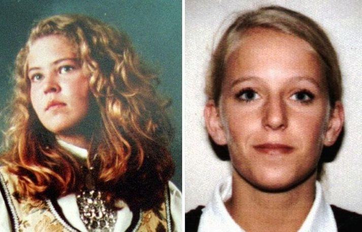 Birgitte Tengs var myrt árið 1995 og Tina Jørgensen árið 2000. Sami maður er nú grunaður um að hafa banað þeim báðum.