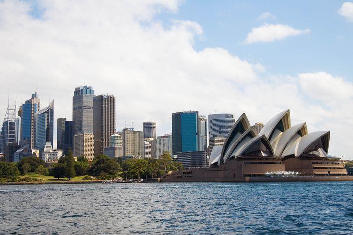 Hjónin voru dæmd í Sydney