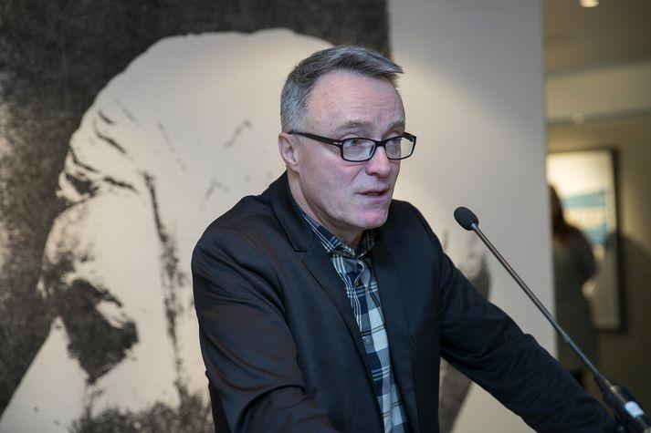 Helgi Gunnlaugsson er sérfræðingur í afbrotafræðum.