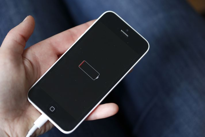 Margir iPhone eigengur kvarta sáran yfir lélegri endingu á batteríi símans.