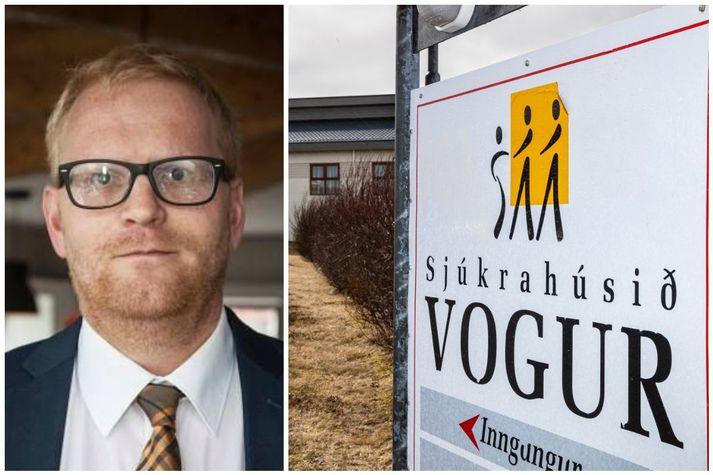 Einar Hermannsson, nýkjörinn formaður SÁÁ.