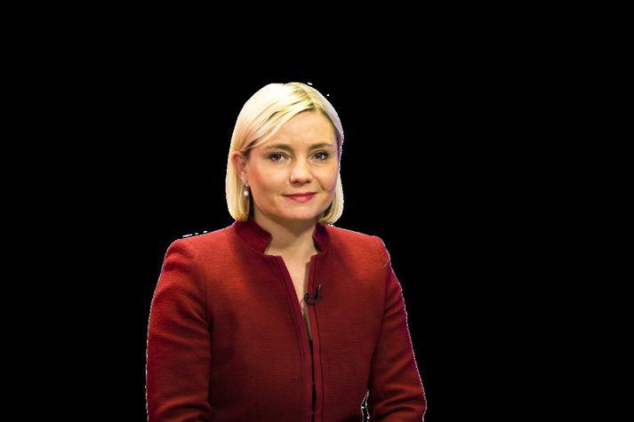 Lilja Alfreðsdóttir.