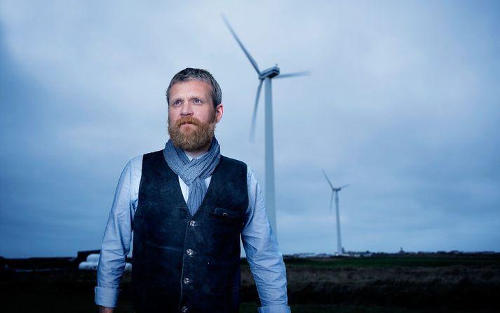 Steingrími Erlingssyni var vikið úr starfi sem framkvæmdastjóri Fáfnis Offshore árið 2015.