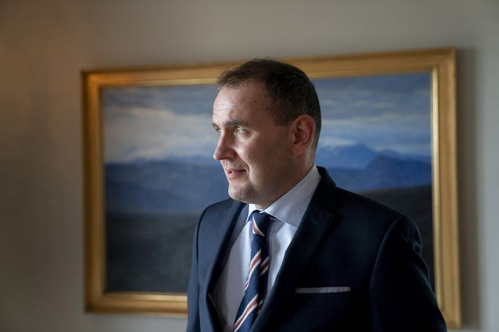 Guðni Th. Jóhannesson.