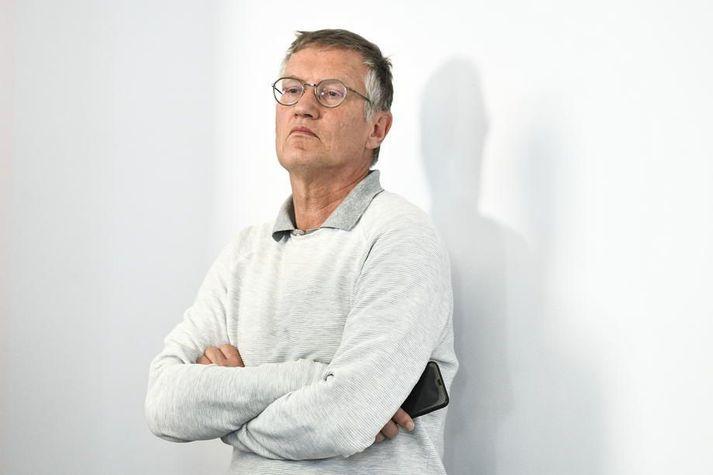 Anders Tegnell, sóttvarnalæknir Svíþjóðar.