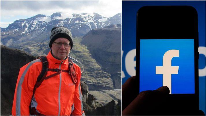 Daníel Brandur Sigurgeirsson tók á dögunum saman lista yfir fjölmennustu Facebook-hópana á Íslandi
