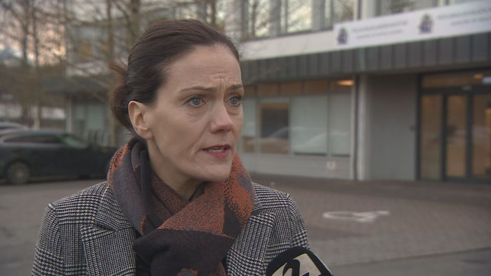 Elsa Lára Arnardóttir, stjórnarformaður Höfða.