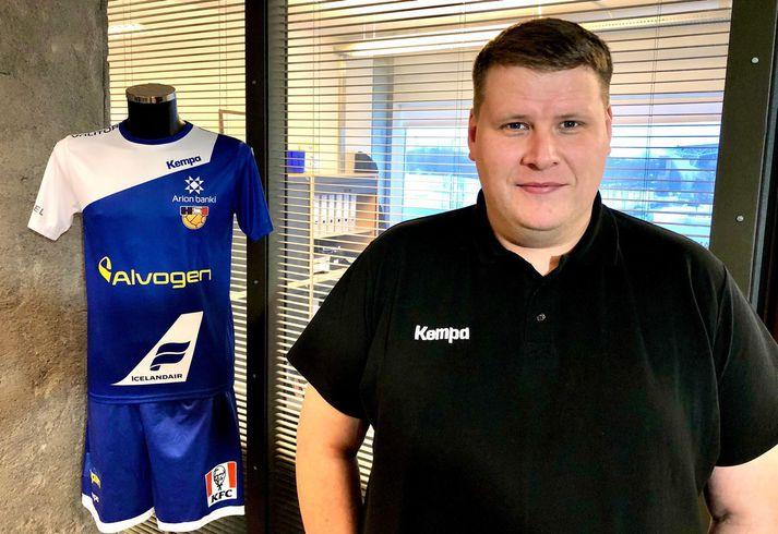 Róbert Geir Gíslason, framkvæmdarstjóri HSÍ.