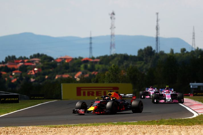 Ricciardo er á leið burt frá Red Bull.