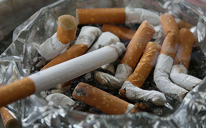 Philip Morris er tíundi söluhæsti sígarettuframleiðandi heims.