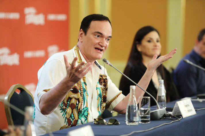 Tarantino bardagalistagoðsögnina hafa verið mjög hrokafulla, það viti hann fyrir víst.