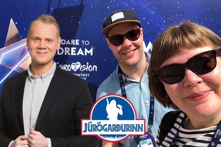 Ísak og Laufey vita allt um Eurovision.