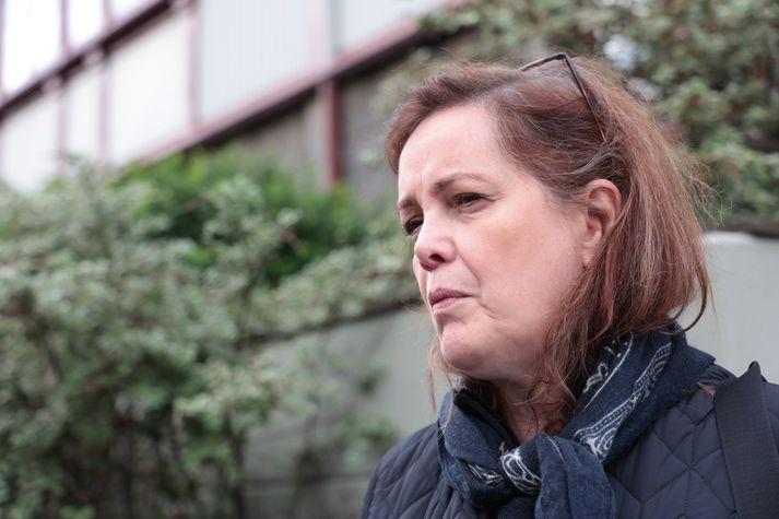 Minister Zdrowia Svandís Svavarsdóttir