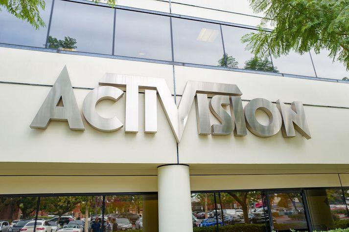 Höfuðstöðvar Activision Blizzard í Los Angeles.