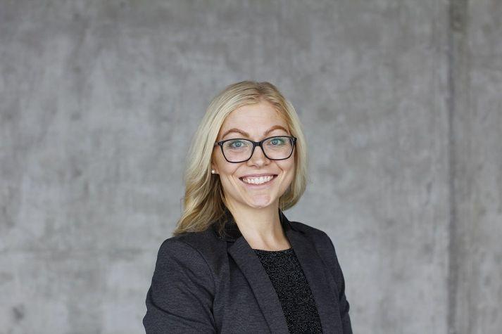 Ninja Ýr Gísladóttir.