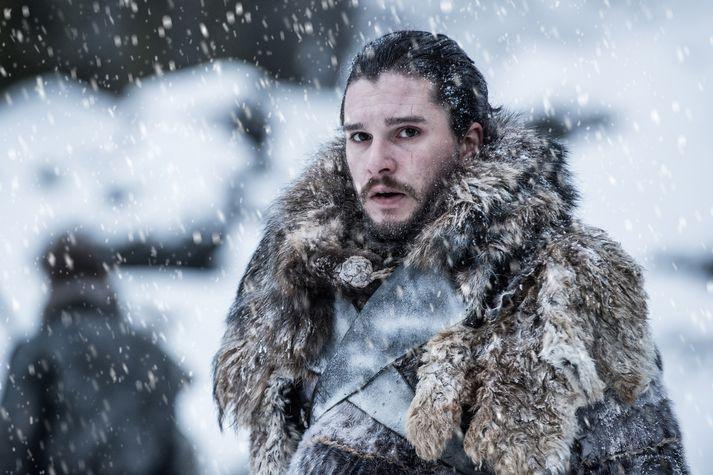 Það styttist í Jon Snow.