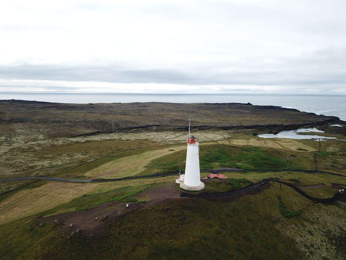 Reykjanesviti á Bæjarfelli