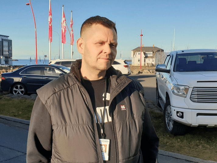 Guðmundur Ingi Þóroddsson, the chairman of Afstaða, the advocacy group for improved prison policies and betterment.