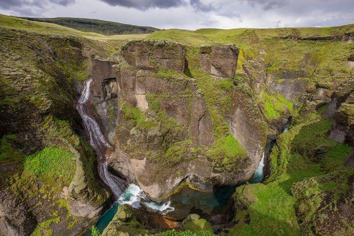 Magnús segir að þeir sem festi kaup á jörðinni muni líklega tengja hana við ferðaþjónustu á Íslandi.
