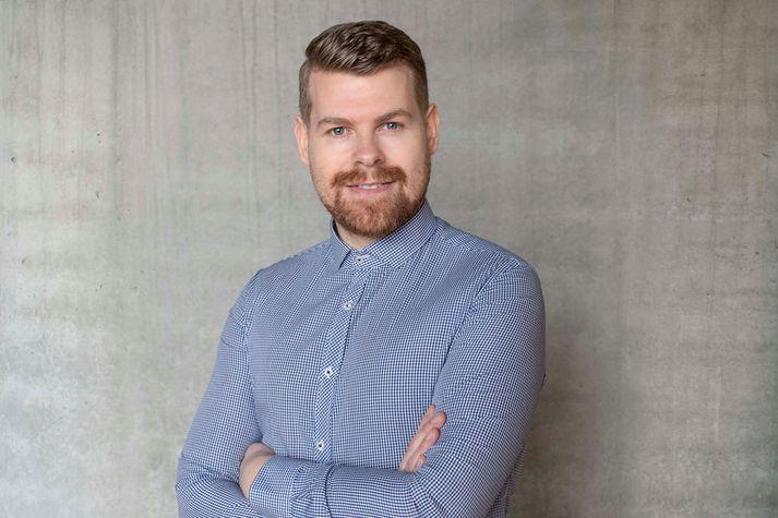 Guðjón A. Guðmundsson.